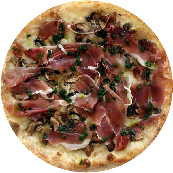Pizza Forestale