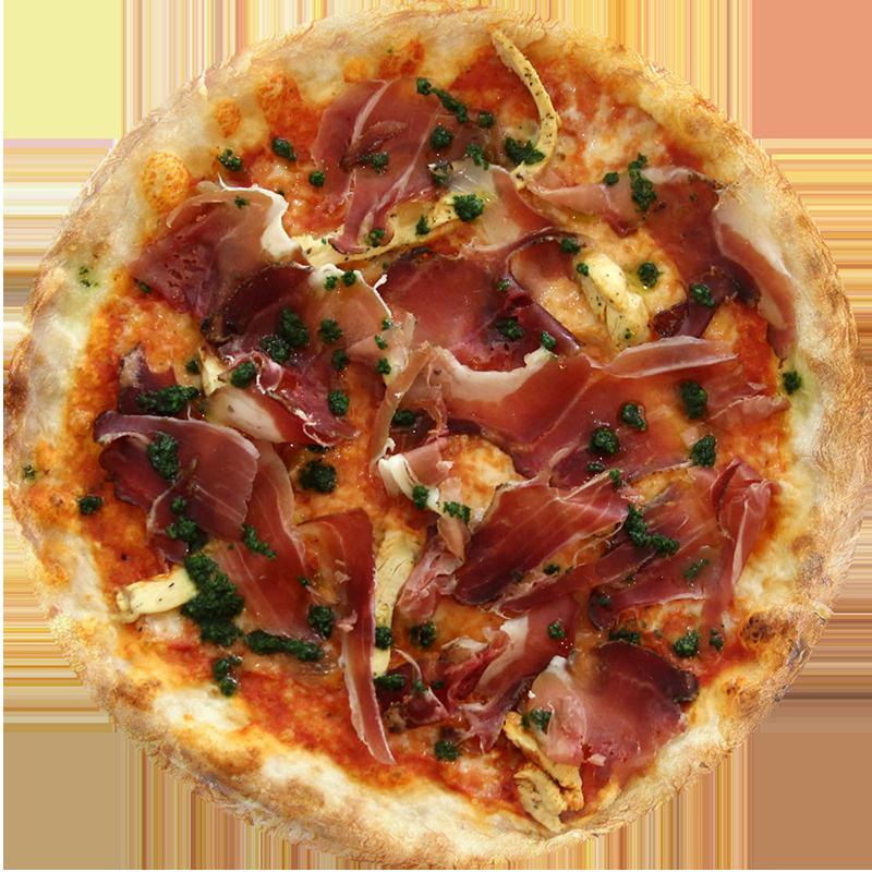 Pizza Ghiotto
