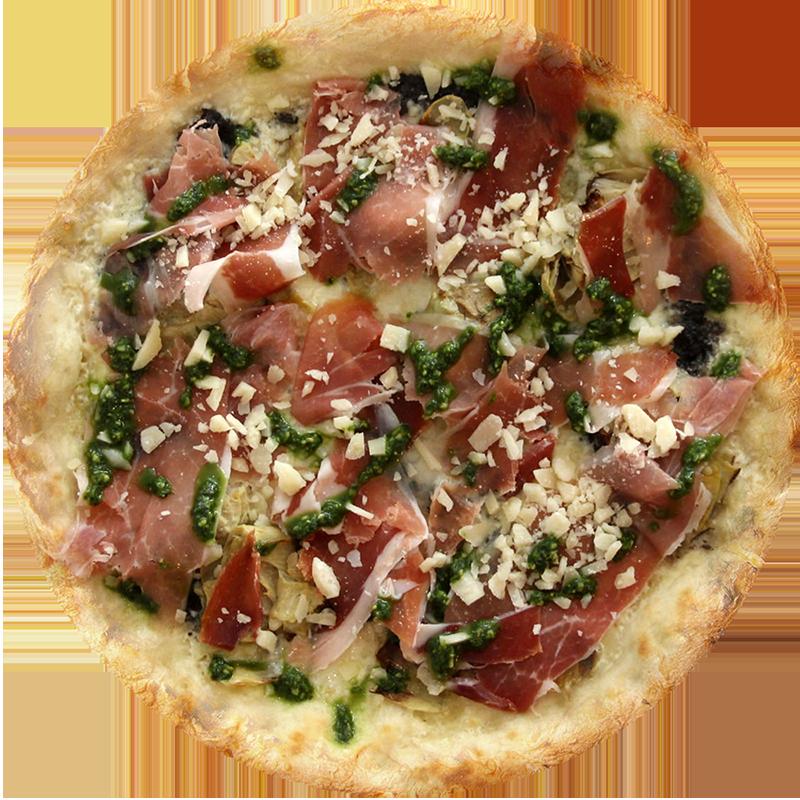 Pizza preziosa