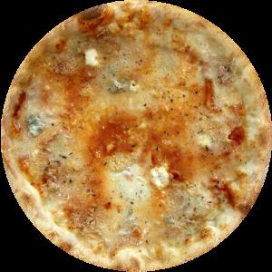 Pizza quatro formaggi