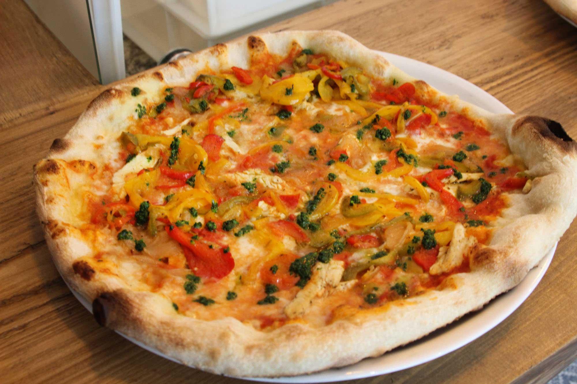 Pizza Pollame